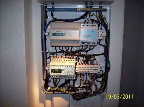 WATTrouter CWx model WR 02/04/10 - another installation