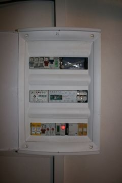 Heating Control and outdoor unit control module